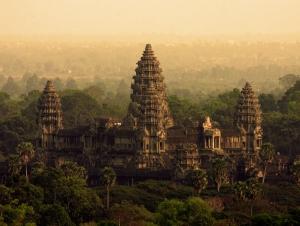 Cambodia (Kambodża) - ព្រះរាជាណាចក្រកម្ពុជា